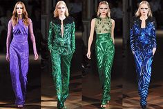 Givenchy Couture: 'A Wild Rave of Evening Clothes' - The Cut