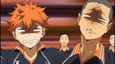 tanaka's face. Tanaka Haikyuu, Haikyuu Characters, Karasuno, Anime, Hinata, Art, Maybe Quotes, Harsh Words, Manga