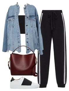 """Untitled #1935"" by deamntr ❤ liked on Polyvore featuring ZoÃ« Jordan, Michael Kors, Céline Lefébure and Givenchy"