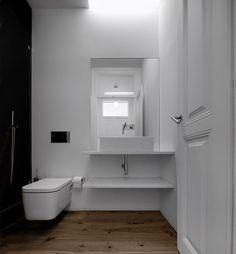 Bathroom Idea by João Tiago Aguiar, arquitectos.