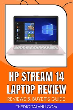 So, you are looking for a laptop that is lightweight but stylish in appearance. What else is better than HP Stream Laptop 14? It is one of the best laptops, and you will learn more about the device by reading a detailed HP stream Laptop 14 review. #hplaptop #laptopreview Best Laptops, Buyers Guide, Student, Good Things, Learning, Best Laptop Computers, Studying, Teaching, Onderwijs