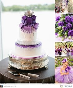 Purple Weddings