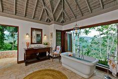 Jamaican retreat via Craig Reynolds Landscape Architecture.