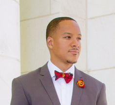 Men's Bow Tie African Trots Pride by BeAfrica on Etsy