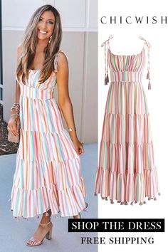 Search results for: 'Rainbow Candies' - Retro, Indie and Unique Fashion Pretty Outfits, Cute Outfits, Jean Short Outfits, Outfits Damen, Vestido Casual, Summer Outfits, Summer Dresses, Striped Maxi Dresses, Spring Summer Fashion