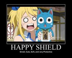 Ha ha, I've never watched this anime but this is so funny. Then u watch it and laugh more