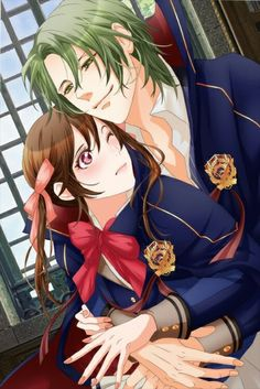 Shall we date wizardess heart Luca - Happy Ending = Two Bar