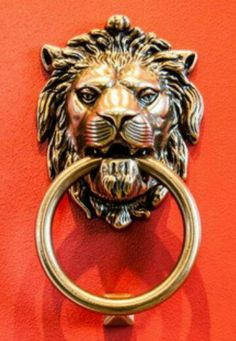 Brass Hard Metal, Copper, Brass, Tin, Lion Sculpture, Statue, Beautiful, Pewter, Sculptures