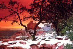 Beautiful Sedona, Arizona. #sedona #arizona #redrock