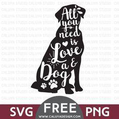 Dog Lover SVG Free