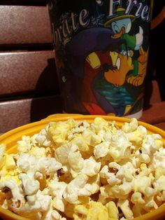 """Disney World - Gluten Free snacks (including turkey legs, popcorn, caramel and chocolate treats, icecream and shakes, comfort foods, spiced pecans and Disney's famous """"Dole Whip""""...and much more!)"""