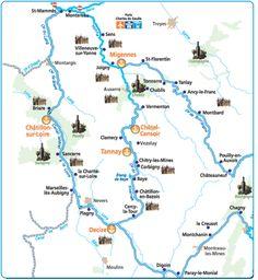 Loire Valley route