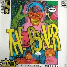 Snap! - The Power (Remix) GER 1990 Maxi vg++ to nm
