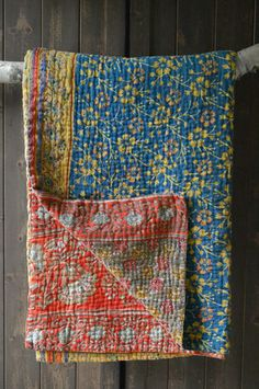 KANTHA BEDSPREAD 5 by Bilkis                                                                                                                                                                                 More