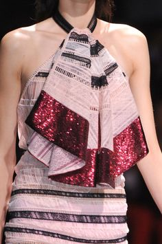 Givenchy Spring 2014 - Details