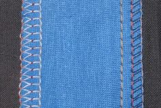 Types of Stitch Used in Garments