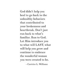 Amazing 39 Likes, 5 Comments   Curtrice L. Williams (@gentlewomenhood) On Instagram:  U201cWe Must Be Willing To Experience The Uncomfortable In Order To Grow.