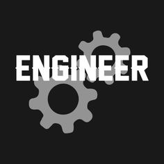 Check out this awesome 'Engineer+T-shirt' design on @TeePublic!
