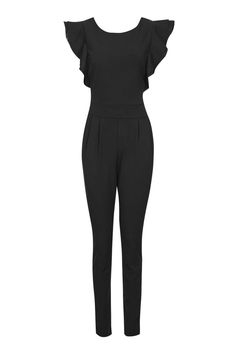 **Frill Sleeve Jumpsuit by Wal G