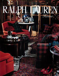 Ralph Lauren Home Plaid