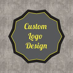 Custom Logo Design/ Signature Design  OOAK by ONESMFA on Etsy, $99.00 Custom Logo Design, Custom Logos, Signature Design, Branding, Digital, Trending Outfits, Unique, Clothes, Etsy