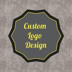 Custom Logo Design/ Signature Design  OOAK by ONESMFA on Etsy, $99.00