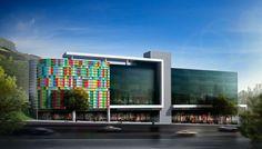 Edifício Comercial no Bairro Buritis – Orion Empreendimentos | Arquitetura Oscar Ferreira