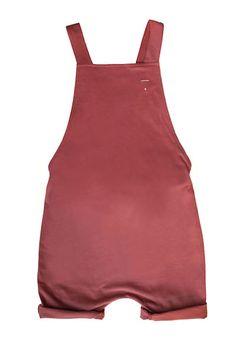 Gray Label Short Salopettes – Blush. £34.50 + Free P&P