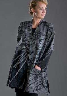 Gorgeous one of a kind jacket by Chris Triola Desings