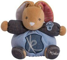 Kaloo Denim Plush Toy, Charming Chubby Rabbit, Small. Available at OurPamperedHome.com