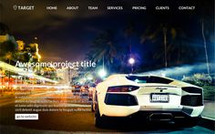 Wrapbootstrap - TARGET Bootstrap Theme more on http://html5themes.org
