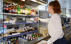 BESSERDRUCKEN: Konsumentengerechte Etikettierung vonLebensmitteln... Scanner, Pos, Printer, Beer Labels, Kaffee, Foods, Printing, Simple, Printers