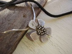 ARTisan Made Jeanne's Daisy Necklace  Fine by ARTandElements, $82.00