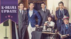 Upcoming K-Drama UPDATE - The Gentlemen of Wolgyesu Tailor Shop - new (hot) Korean Drama (kdrama) from August 2016 - 월계수 양복점 신사들 (KBS2) aka Laurel Tree Tailors - Lee Dong-gun  Jo Yoon-hee  Shin Goo Cha In-pyo  Choi Won-young  Hyun Woo   Oh Hyun-kyung  Ra Mi-ran  Kim Young-ae  Ji Seung-hyun Jung Kyung-soon  Lee Jung-eun  Pyo Ye-jin  Park Joon-geum Goo Jae-yi  Lee Se-young  Park Eun-suk  Cha Joo-young