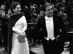 Maria Callas, Giuseppe di Stefano - Rigoletto-Quartett-Verdi -TOP-