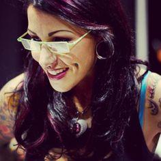 Pixie Acia, beautiful glasses