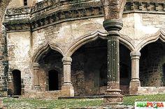 Edificio histórico en Tlaxcala