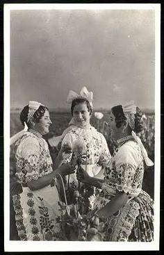 Kalocsai népviselet | Képeslapok | Hungaricana Folk Dance, Folk Costume, Traditional Outfits, Hungary, Dress To Impress, Military, Pretty, Inspiration, Painting
