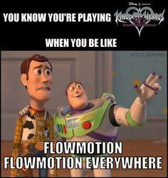 Gotta love the flowmotion :/