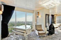 Americký raper Puff Daddy predáva svoj apartmán na Manhattane s výhľadom na Central Park