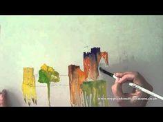 Ludlow Castle in colour Ludlow Castle, Speed Paint, Watercolour, Painting, Color, Art, Pen And Wash, Art Background, Watercolor Painting