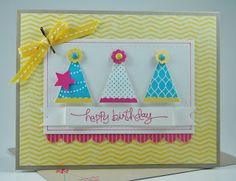 Stampin' Up! Birthday by Lauras Works of Heart