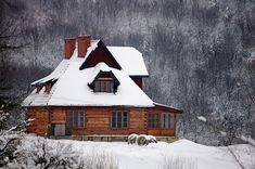 Chata z kraja / Cottage on a side | by Rrrodrigo