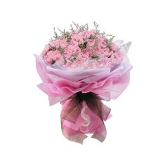 Carnations are the apt flowers to show your love and care for the special person in your life. Carnation Bouquet, Pink Carnations, Online Flower Shop, Flowers Online, Special Person, Philippines, Life, Special People