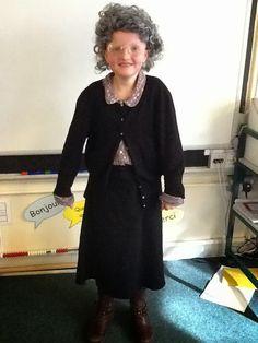 Granny Dress Up 77