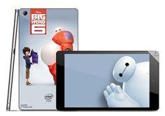 Gana la tablet de la peli Big Hero 6