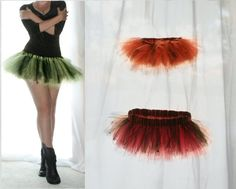 Adult tutus.  Might have to make some of these... ;)