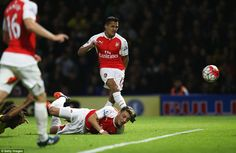 Sanchez continued his scoring streak with clinical strike in the 62nd minute against Watfo...