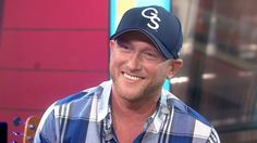 VIDEO: Cole Swindell: I dreamed of being a country music artist -  The singer joins TODAY talk about rocking the country music world and chats about his rise to the top, which included a stint selling T-shirts for country star Luke Bryan while touring with him.       Thanks for checking us out. Please take a look at the rest of our videos and articles.     To... %url%