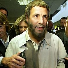 Today in 2004, Cat Stevens, known as Yusuf Islam since the late 1970's, is stopped from entering the US
